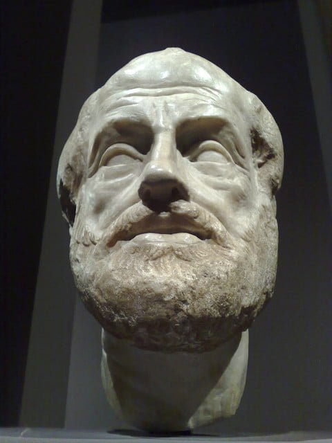 Did you know Aristotle was a warg?  Neither did I.