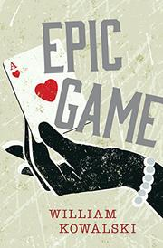 Kirkus reviews EPIC GAME