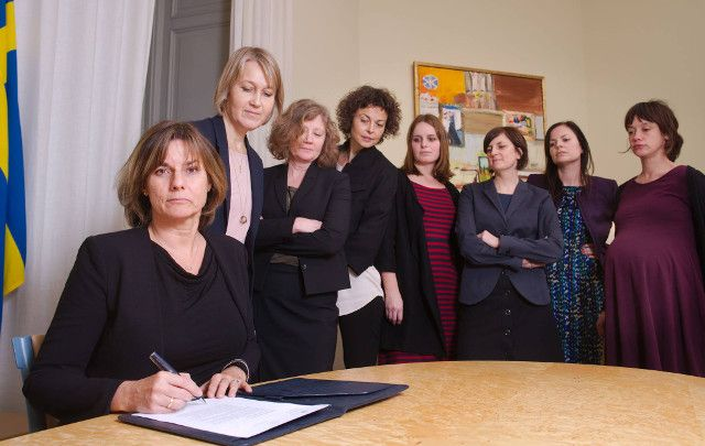 What does a feminist government look like?