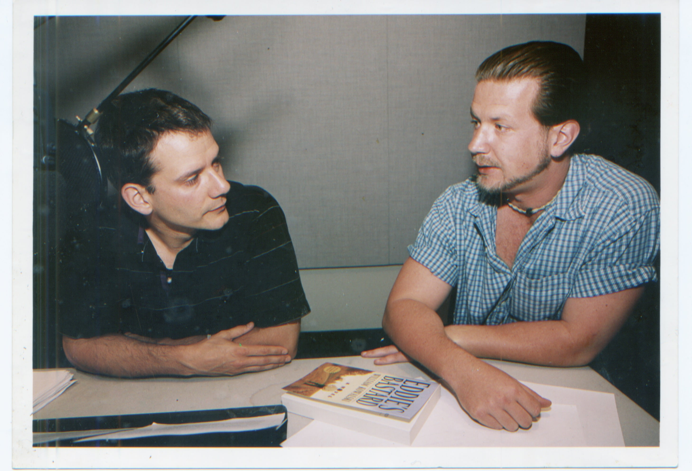 Campbell Scott and William Kowalski
